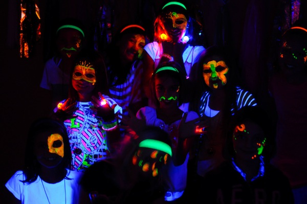 Ambient Effects Glow Party